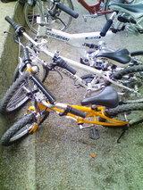 Sの自転車